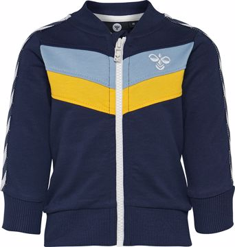 Alonso Zip Jacket