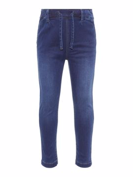 Rose Denim Pant