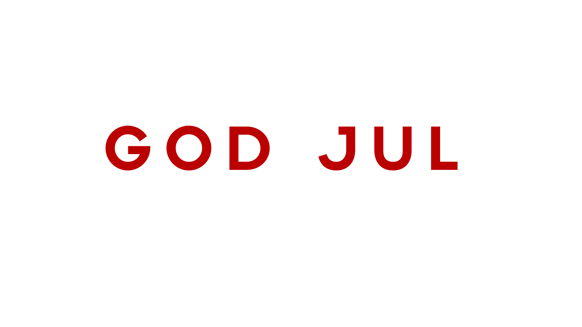Bilde for kategori GOD JUL