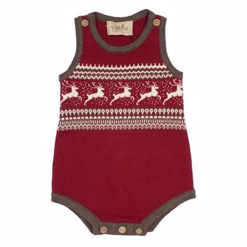 Prancer Romper