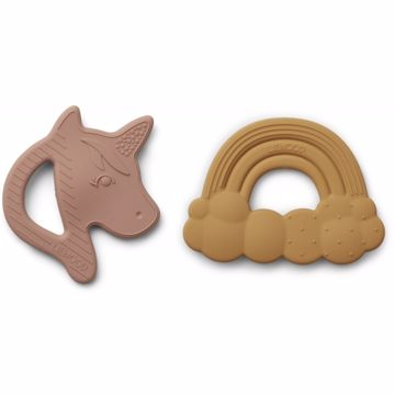 Roxie Teether 2-pack