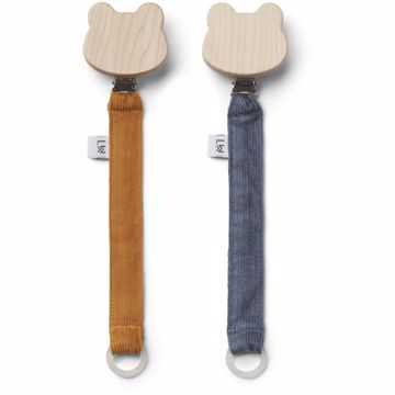 Barry Pacifier Strap 2pack