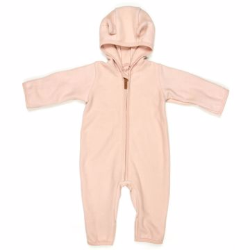 ALLIE Babysuit Cotton Fleece