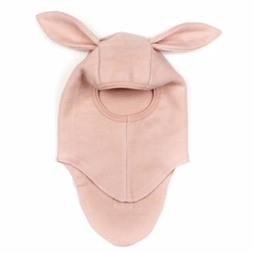 BUNBUN Elefanthut Cotton Fleece w/rabbit ears