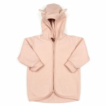JACKIE Babyjacket Cotton Fleece