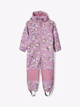 Alfa Softshell Suit Blomster