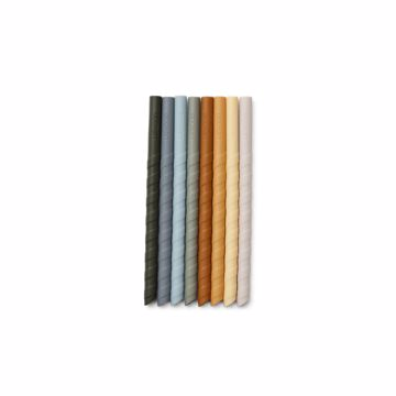 Zoe Straw Set - 8 pack