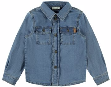 Aken Denim Shirt
