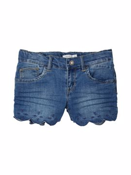 Salli Denim Shorts