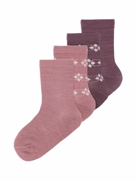 Wak Wool 4 Pack Sock