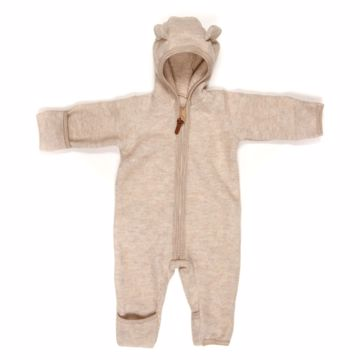 Allie Wool Fleece Suit