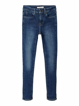 Polly High Waist Denim Pant