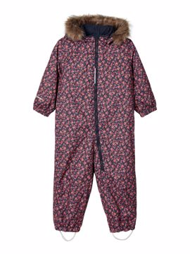 Snowsuit mini flower