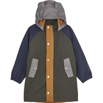 Blake Long Raincoat