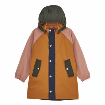 Spencer Long Raincoat