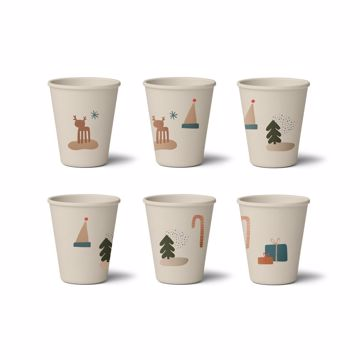 Gertrud Bamboo Cup - 6 pack