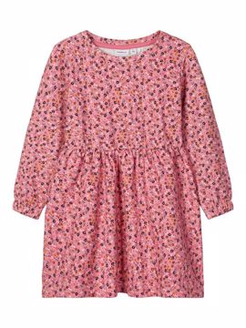 Flower Sweat Dress
