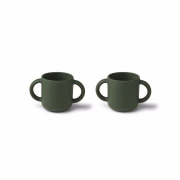 Gene Silicone Cup 2 - pack