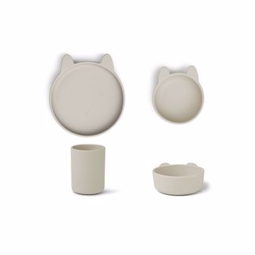 Cyrus Silicone Junior Set