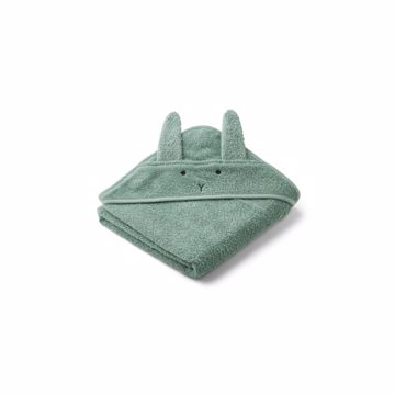 Albert Hooded Towel