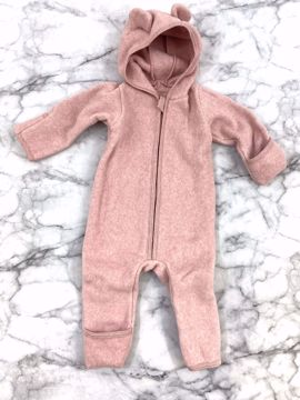 Bilde av ALLIE Babysuit Cotton Fleece