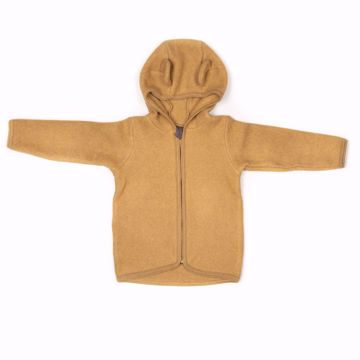 Bilde av JACKIE Babyjacket Cotton Fleece