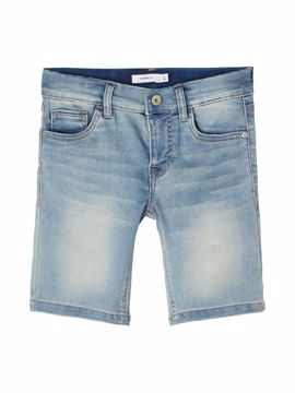 Theo Denim Shorts